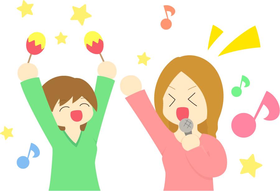 【カラオケで、男性ボーカルの曲を女性でも歌えるようにするには?】